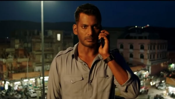 Vishal's Action movie also leaked in Tamil Rockers