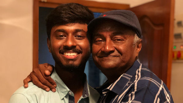 Hero of the film 96 wishes the director a Happy Birthday