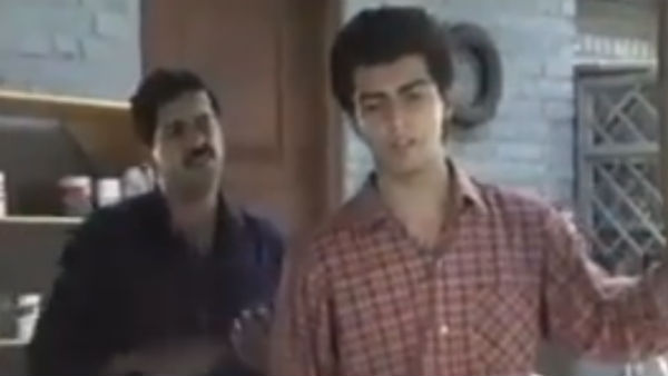 Actor Ajiths old television serial video goes viral