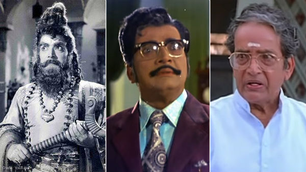 Tamil Cinema forget for Actor MN Nambiars achievement