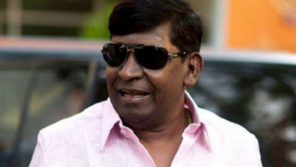 Actor RK files complaint against comedian Vadivelu