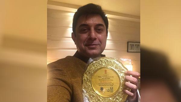 அரவிந்த் சாமிக்கு ஒரு விருது.. லிஜன்ட் ஆப் தி இந்தியன் சினிமா