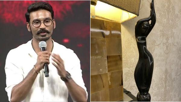 ஃபிலிம் ஃபேரில் 8வது விருது.. ட்வீட் போட்ட தனுஷ்.. ரசிகர்கள் உற்சாகம்!