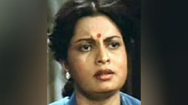 பிரபல இந்தி நடிகை திடீர் மரணம்.. 80களில் மிரட்டியவர்.. அமிதாப் உட்பட உச்ச நடிகர்களுடன் நடித்தவர்!
