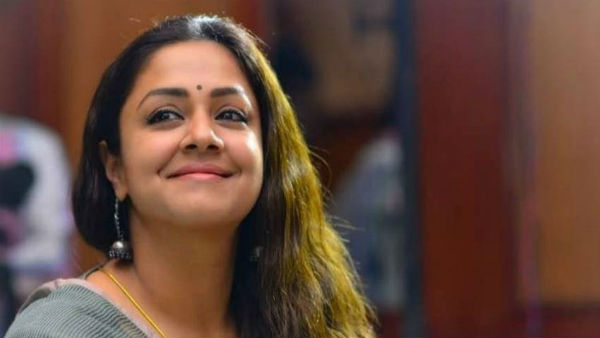 Special Make up for Jyothika