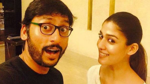 Nayanthara, RJ balaji team up again after Mookuthi amman