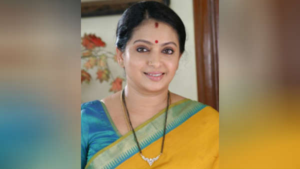 Actress seetha is doing her first hindi movie, after her 34 year carrier