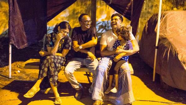 இப்படி மிதிக்கணும்... அருண் விஜய்யின் 'சினம்'-படத்துக்காக 2 மாதம் ஆக்ஷன் பயிற்சி