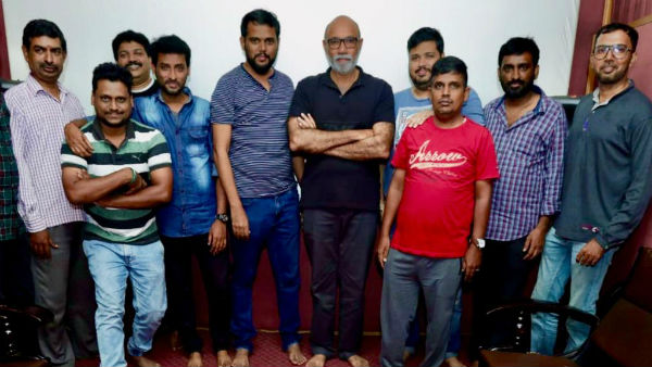 Sathyaraj's remarkable feat with dubbing of 'Theerpugal Virkapadum'