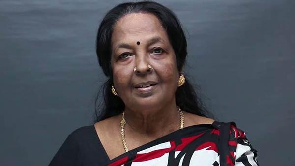 பழம்பெரும் நடிகை நாஞ்சில் நளினி காலமானார்