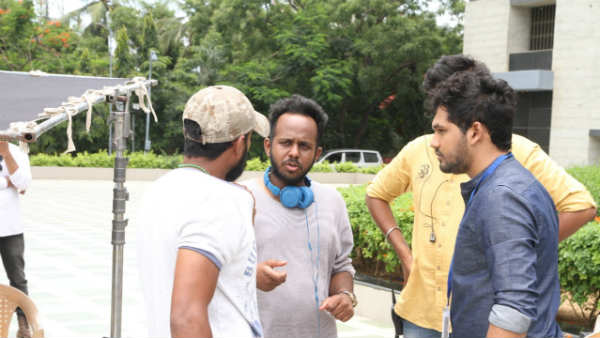 Director raana Interview
