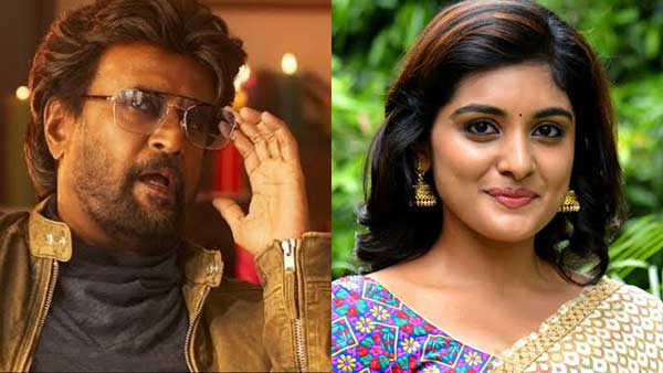 Nivetha thomas has said i will cook for rajini
