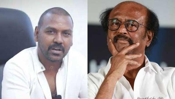 பெரியார் மீது மதிப்பு கொண்டவர் ரஜினி... நடிகர் ராகவா லாரன்ஸ் சப்போர்ட் ட்வீட்