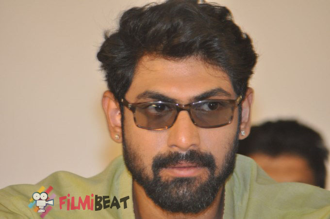what is Rana Daggubati learnig from his past relationships?