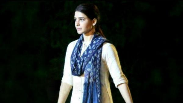 'ப்பா... என்னா நடிப்புங்க, சான்ஸே இல்லை...' ஜானு சமந்தாவை சரமாரியாகப் புகழும் ஹீரோ