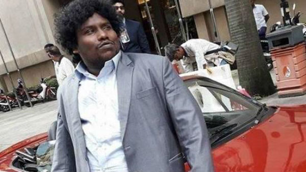 comedian yogibabu speaks the secret of his hairstyle