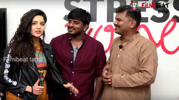 Oh My Kadavule actress Ritika Singh and Director Ashwath interview!