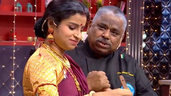 கோமாளியா இருந்தாலும்.. கொரலு நல்லாருக்குத்தா.. கோவை சரளா ஆவாரா ஷிவாங்கி!