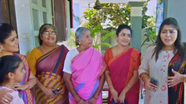 kalyana veedu serial: டைமிங் மன்னன்.. சரியாக யூஸ் செய்த திருமுருகன்....ஆனா இது  இடிக்குதே!