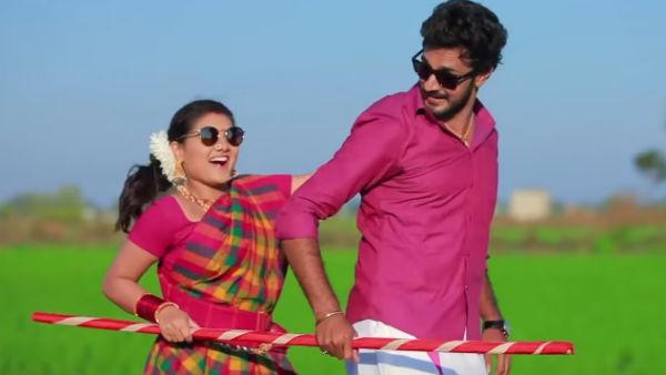 roja serial: ரோஜா பூந்தோட்டம்... காதல் வாசம்...ரோஜா சீரியல் கிளுகிளுப்பு!