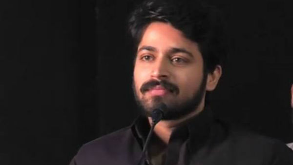Actor harish kalyan press meet