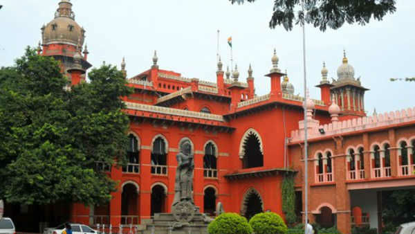 Madras High Court intermediate ban on Kandha Sashti Kavasam song case