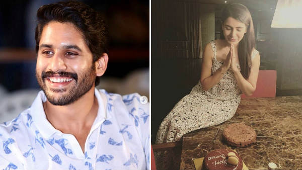 காதல் மனைவிக்கு கேக் செய்த ஹீரோ.. சமந்தாவின் பிரார்த்தனை எதற்காக? #HappyBirthdaySamantha