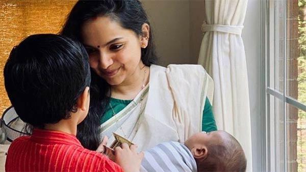 நாங்க பாதுகாப்பா இருக்கோம்...பிறந்த குழந்தையுடன் அமெரிக்காவில் இருந்து போஸ்ட் போட்ட நடிகை!