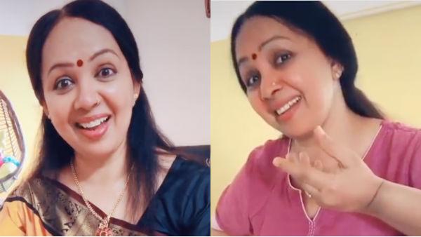 மீண்டும் வீடியோ வெளியிட்ட நடிகை தாரா கல்யாண்.. ஆனால் இது கதறல் இல்லை.. வேற மாதிரி!
