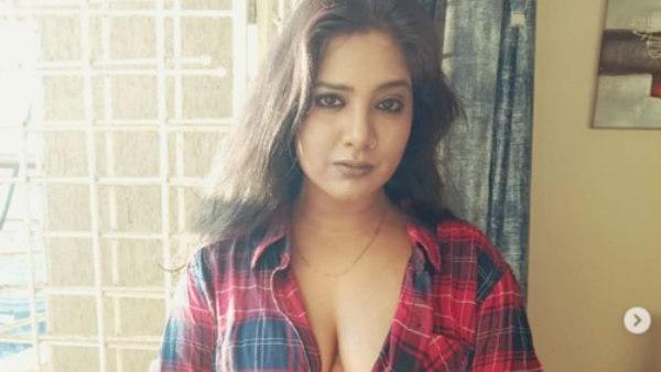 18+: ஒரே நேரத்தில் இரண்டு பேருடன் ஜாலி பண்ணும் பிரபல நடிகை.. வைரலாகும் ஹாட் வீடியோ!