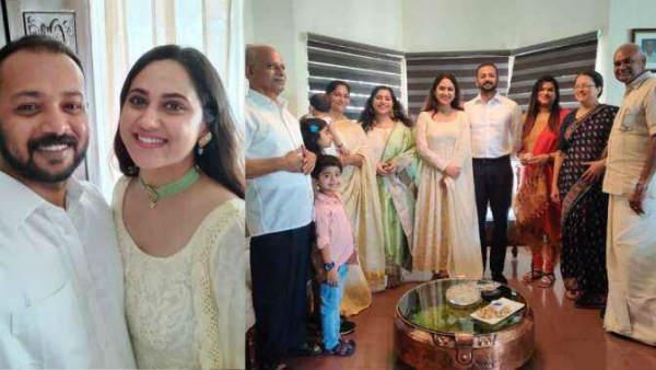 லவ் மேரேஜ் இல்லையாம்.. வருங்கால கணவர் அஸ்வினுடன் நடிகை மியா ஜார்ஜ்..நிச்சயதார்த்த போட்டோ ரிலீஸ்!