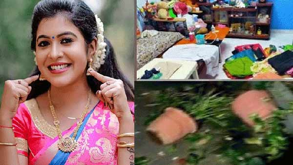 பிரபல டி.வி நடிகை அம்மா மீது தாக்குதல்.. வீட்டை அடித்து நொறுக்கிய கும்பல்.. 10 பேர் மீது வழக்கு!