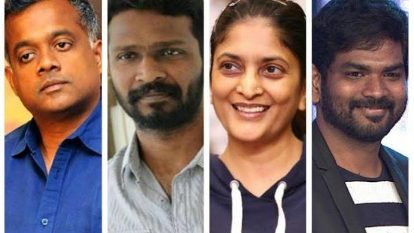 4 முன்னணி தமிழ் இயக்குனர்கள் ..ஒன்றாக இணைந்து இயக்கும் அந்தோலஜி திரைப்படம் !