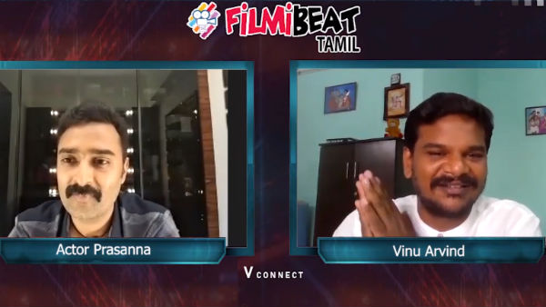Prasanna opens about the comparison with Sivakarthikeyan in the third part interview video!