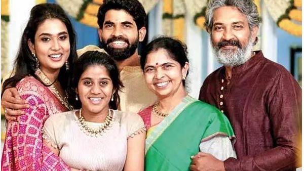 குடும்பத்துடன் கொரோனா.. பண்ணை வீட்டில் தனிமைப்படுத்திக் கொண்ட பிரமாண்ட இயக்குனர் ராஜமவுலி!