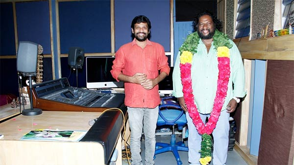 Music composer Srikanth Deva Birthday special