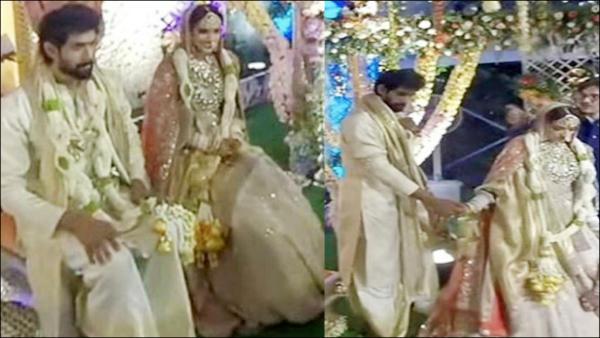 கொரோனா பரவல் காரணமாக.. எளிமையாக நடந்தது பிரபல நடிகர் ராணா - மிஹீகா திருமணம்!