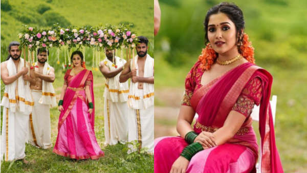 இது தாவணி டைம்.. அஜித் மகள்.. குட்டி நயன்தாராவின் அடுத்த ரவுண்டு.. அசந்து போகும் ஃபேன்ஸ்!