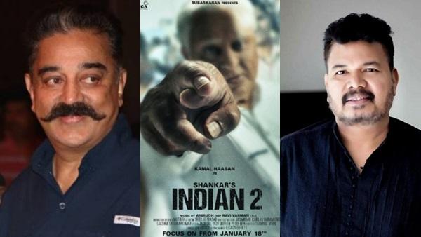 'இந்தியன் 2' ஷூட்டிங் விபத்து.. உயிரிழந்தவர்கள் குடும்பத்துக்கு கமல்ஹாசன், ஷங்கர் இன்று உதவி!