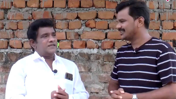 Rewind Raja: Sivaji Anthony exclusive interview!