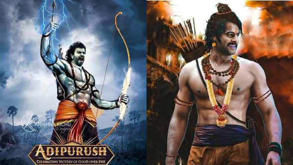 'ஆதி புருஷ்' காவிய திரைப்படத்தில்... வில்லனாக சைஃப் அலி கான் ஒப்பந்தம்!