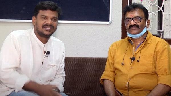சூர்யா கிட்ட பாரதிராஜா தான் சொன்னாரு.. தயாரிப்பாளர் டி. சிவா பேட்டி!