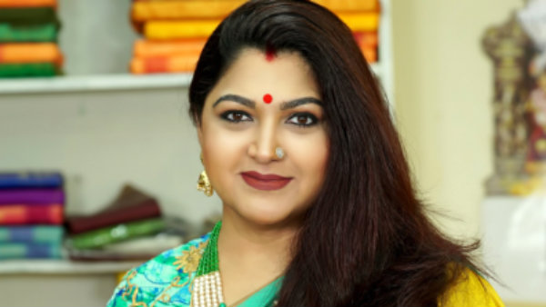 நடிகை குஷ்புவின் 50வது பிறந்தநாள்.. பிரபலங்கள், ரசிகர்கள் வாழ்த்து.. டிரெண்டாகும் #HBDKhushbu