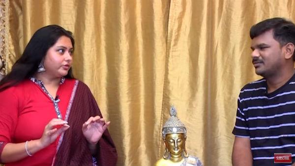 அந்த ஒரு விஷயத்தால என் நெஞ்சே உடைஞ்சு போச்சு.. மனம் திறக்கும் நடிகை நமிதா!