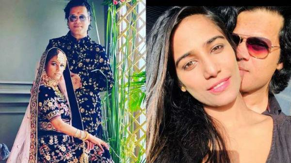 பலாத்காரம் செய்தார்.. துன்புறுத்தினார்.. கணவர் மீது பூனம் பாண்டே பரபர  புகார்.. சாம் பாம்பே கைது!   Poonam Pandey's husband Sam Bombay arrested  after her complaint - Tamil ...