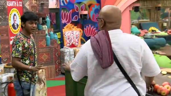 முதல் முறையாக கோவப்பட்ட ஆஜித்... ரணகளமாகும் பிக் பாஸ் ஹவுஸ்!