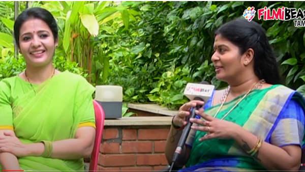 நான் லூசு தான்.. ஆனால், அவ்ளோ லூசு இல்லை.. பிரபல சீரியல் நடிகைகள் ஸ்ரீ துர்கா, நீபா ஜாலி பேட்டி!