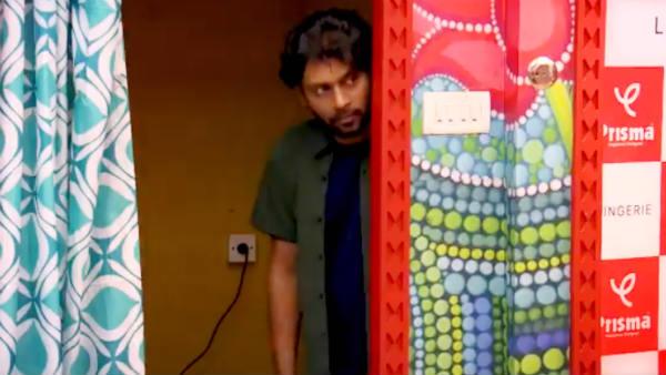 பாத்ரூமுக்குள் ஒளிந்திருந்த ரியோ.. வொர்ஸ்ட் என திட்டிய ரம்யா.. அலறவிடும் அன்சீன் புரமோ!