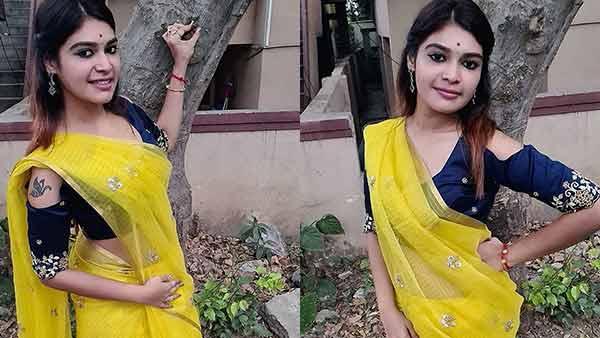 குப் குப்னு வியர்க்க வைக்கும் தர்ஷா குப்தா... வைரலாகும் போட்டோஸ்