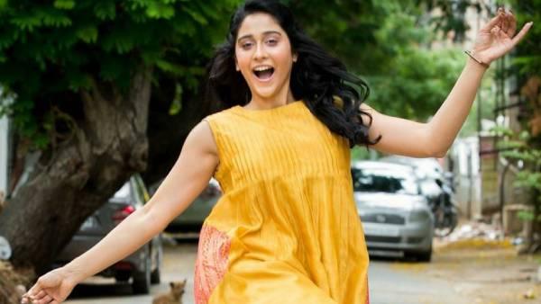 சிக்குன்னு சிகப்பு நிற ஆடையில் இளசுகளை சிக்கவைக்கும் ரெஜினா கெஸன்ட்ரா!